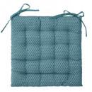 silla losa otto lata 38x38, azul