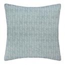 Pillow printed livingroom 60x60 blue, blue