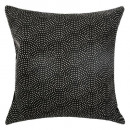 Pillow printed livingroom black 60x60, black