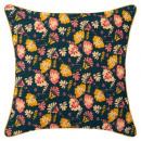 Kissen Kinderbett Blumen Pow 60x60, mehrfarbig