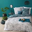 wholesale Home & Living: set jungle print nb 260x240, black & white