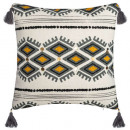 cover azteq pampil 40x40, multicolored