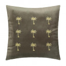 Pillow velvet embroidery coloni 40x40, 3-fold asso