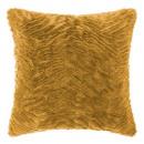 wholesale Cushions & Blankets: Pillow ocher streak oven 45x45, ocher