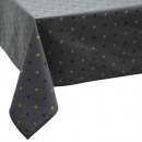 wholesale Storage media: micro gold coton tablecloth mo140x240, dark gray