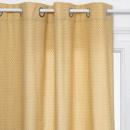 cortina impresa otto oc 140x260, ocre