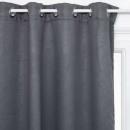 wholesale Curtains & Drapery: curtain blackout gf140x260, dark gray