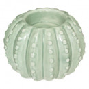 tealight ceramic cactus living d9,5, 3-times as