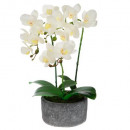 orchidee real touch cim h40, white