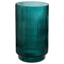 dolce cylinder vase d15xh25, 2- times assorted , s