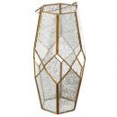 tealight glass mercurise + brass h31, 2-times as