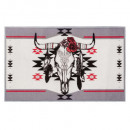 carpet 50x80cm buffalo, multicolored