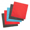 microfiber cloth kit x5, assorted colors