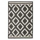tapis 50x80cm losange box, 3-fois assorti, couleur