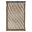 tapis 50x80cm grille taupe, taupe