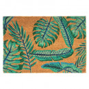 coconut mat 40x60cm tropic, 3- times assorted , co