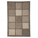 50x80cm carpet tile taupe, taupe