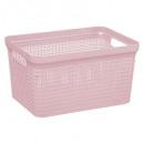 cesta 5l scandi rosa, colores surtidos