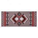 alfombra 50x120cm búfalo, multicolor