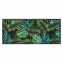 rug 50x120cm tropical, multicolored