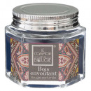 scented candle metal glass 70g, 4- times assorted
