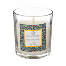 scented candle glass cactus 110g, green