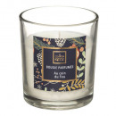 neda fire glass scented candle 110g, multicolored