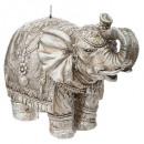 Vela elefante gm 1000g, 2 veces surtido , colores.
