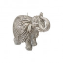 wholesale Candles & Candleholder: candle elephant pm 464g, 2- times assorted , color