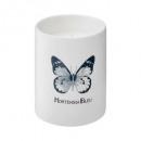 bougie parfumées ceramique hiver 235g, 2-fois asso