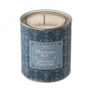 scented metal candle winter 330g, 2- times assorte