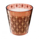 scented candle print glass nina 250g, 3-fold