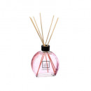 Raspador perfumado haly 50ml + 6btn, rosa oscuro