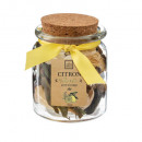 pot pourri jar pm de 70g, geel