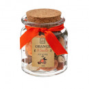 Pot pourri jar naranja pm 70g, naranja