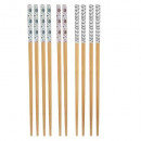Chinese chopsticks x10 shibor, 3- times assorted ,
