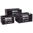 black crate crate x3 indus, black