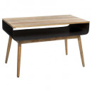 table basse color nr, noir