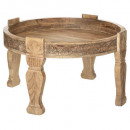 table basse gypsy, marron