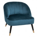 armchair p gold duck naova, duck blue
