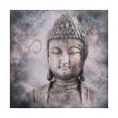 bedruckte leinwand Buddha 38x38, 2- fach sortiert