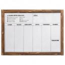 wholesale Gifts & Stationery:memo veleda 76x56, white