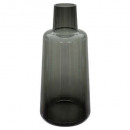 shoulder vase h40 gray, gray