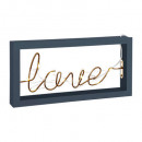 word deco led love breezy l25, 2- times assorted ,