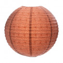 lantern ball earth d45, 2- times assorted , colors