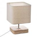 h21 wood lamp, beige, beige