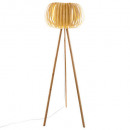 Lampdr-Effekt Holz ihr h150cm, Sand
