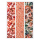 pack inserts bl flower x3, multicolored