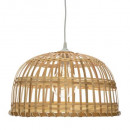 natural bamboo suspension d40 dale, beige