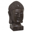 brown buddha head outdoor h51, brown